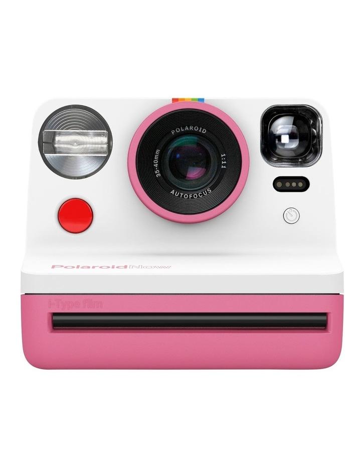 Polaroid Now i-Type Camera - Pink image 1