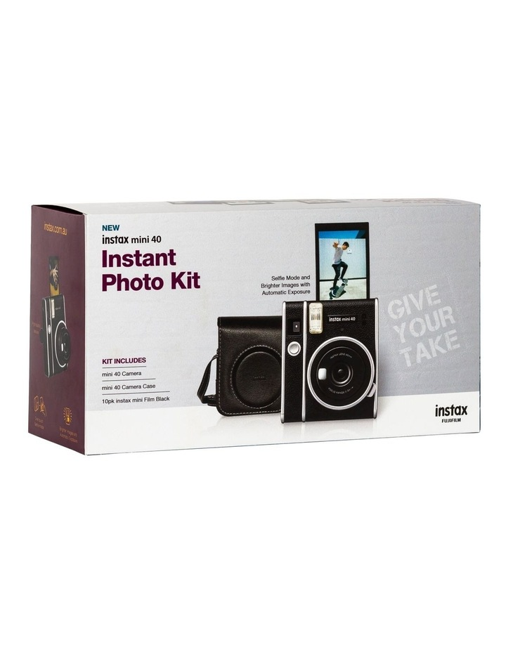 Instax Mini40 Bundle image 1