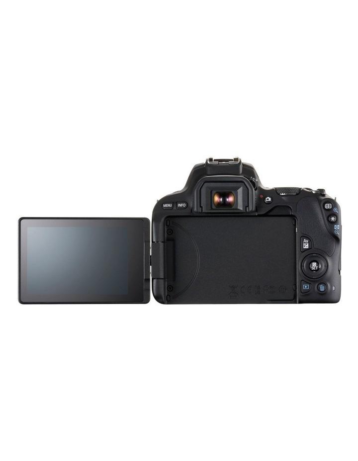 EOS 200D DSLR with EF-S 18-55mm Lens image 2