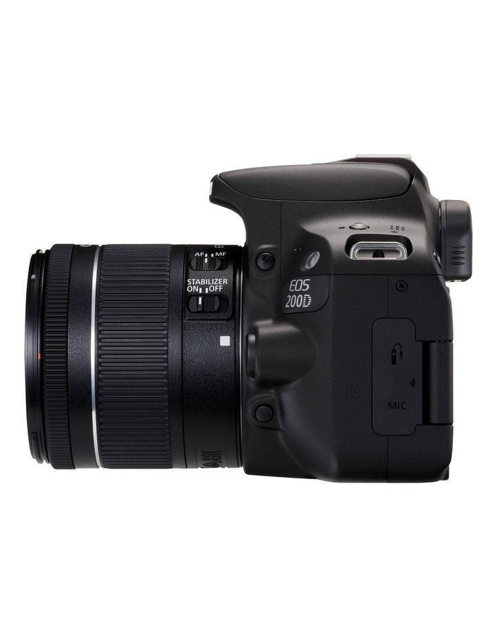 EOS 200D DSLR with EF-S 18-55mm Lens image 3