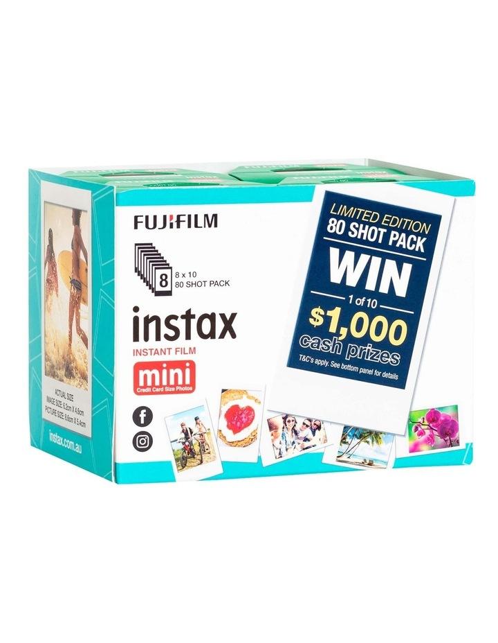 Instax Mini 80Pk Plain Film image 1