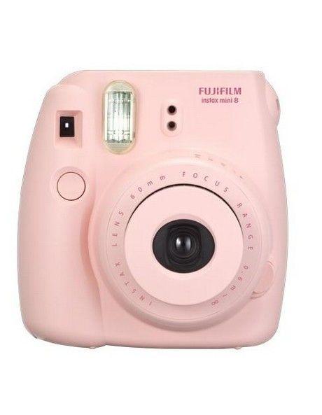 Instax Mini 8 instant camera Pink image 1
