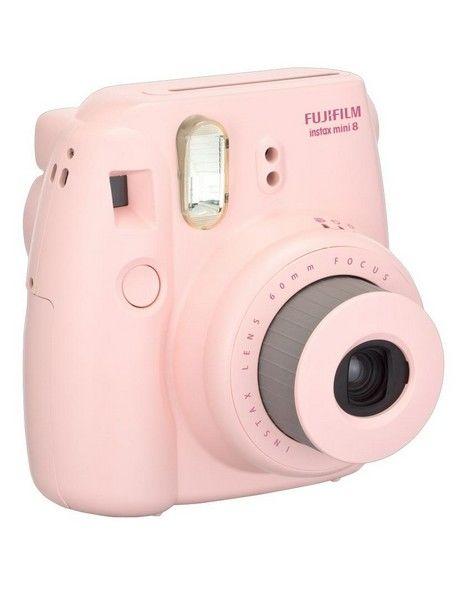 Instax Mini 8 instant camera Pink image 2