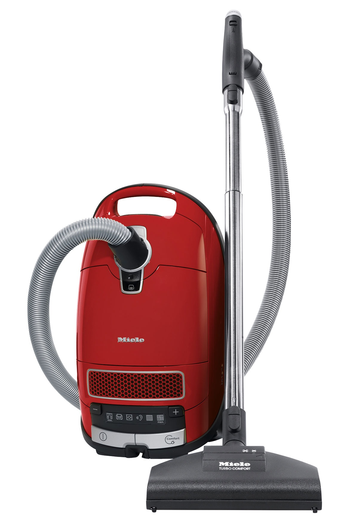 miele complete c3 cat dog vacuum cleaner autumn red myer online rh myer com au