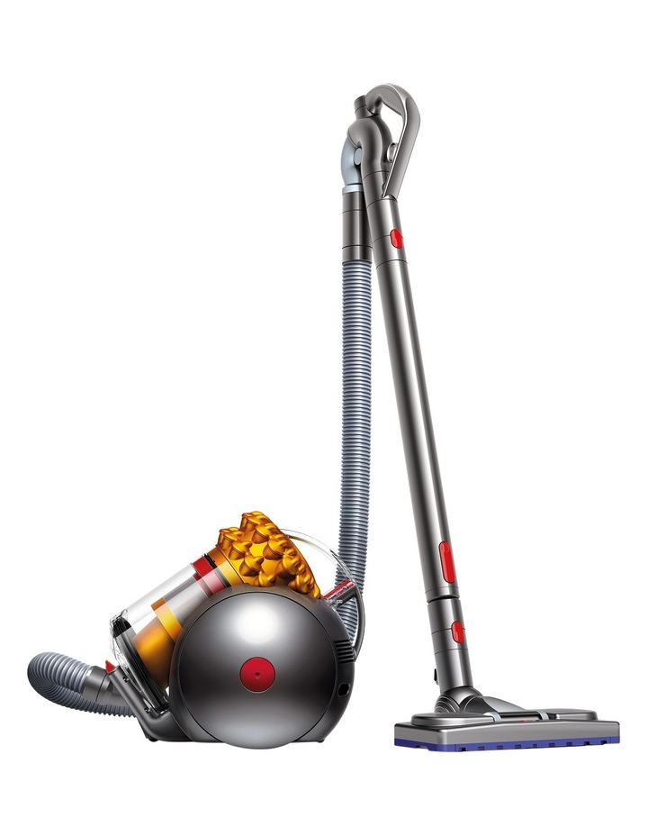 Multifloor Cinetic Big Ball Vacuum Cleaner: 214890-01 Satin Yellow image 2