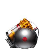 Multifloor Cinetic Big Ball Vacuum Cleaner: 214890-01 Satin Yellow