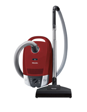 Miele - Compact C2 Cat & Dog Powerline  Autumn Red