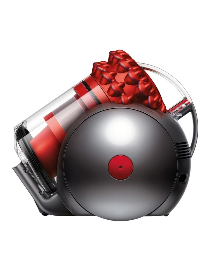Cinetic Big Ball Multifloor Extra Barrel Vacuum: Red 300278-01 image 2