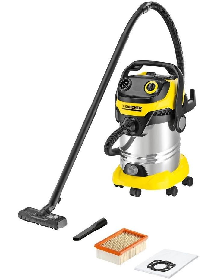 WD 5 Premium Wet & Dry Vacuum in Yellow image 1
