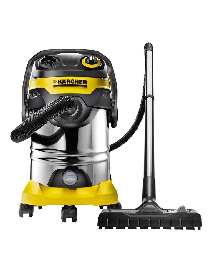 WD 5 Premium Wet & Dry Vacuum in Yellow image 3