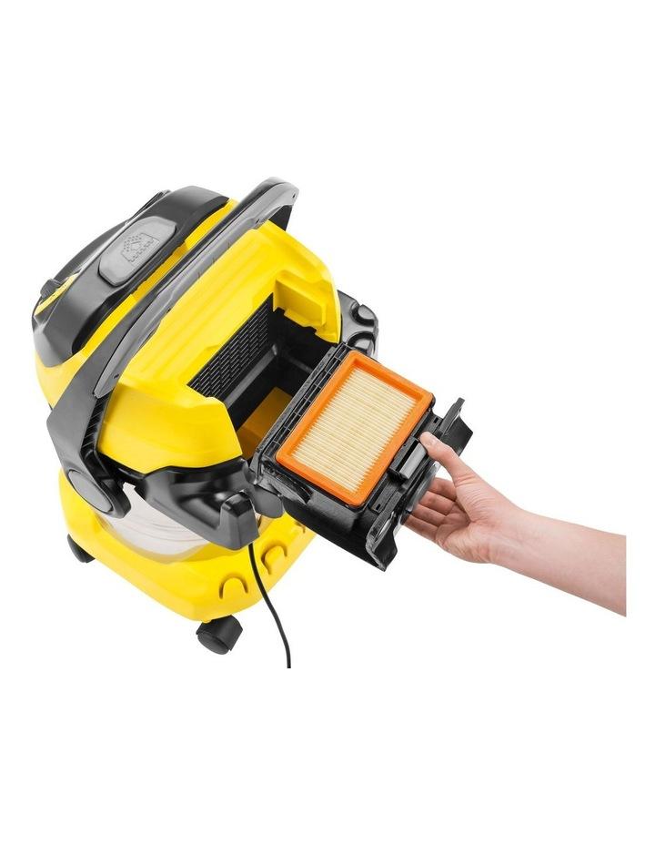 WD 5 Premium Wet & Dry Vacuum in Yellow image 4