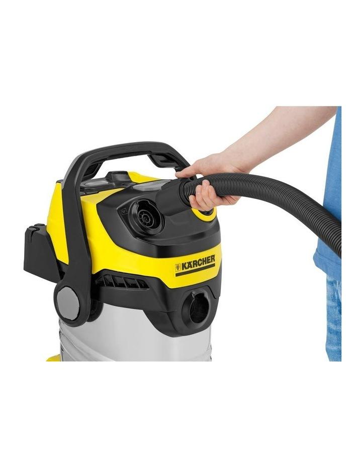 WD 5 Premium Wet & Dry Vacuum in Yellow image 5