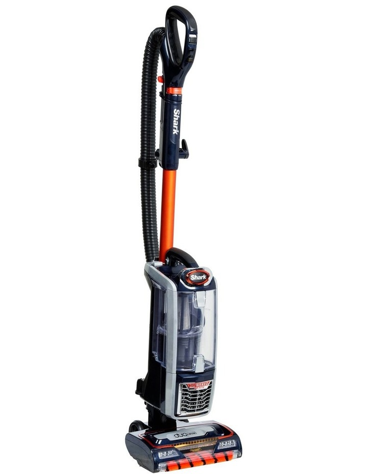 Ultimate Upright Vacuum Blue/Orange NZ801 image 1