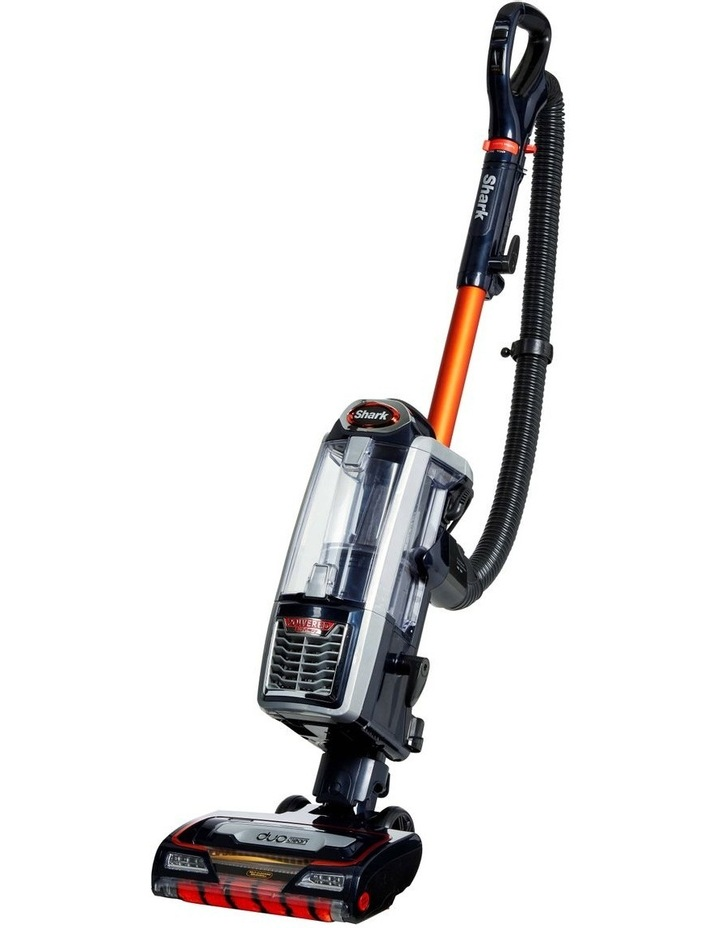Ultimate Upright Vacuum Blue/Orange NZ801 image 3