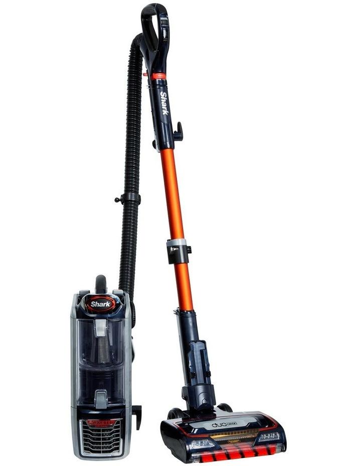 Ultimate Upright Vacuum Blue/Orange NZ801 image 4