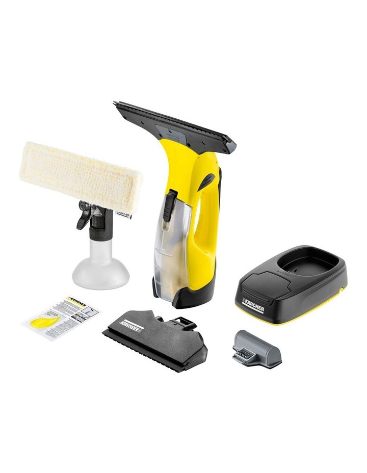 WV Premium 5 Cleaning Kit in Yellow 1.633-448.0 image 1
