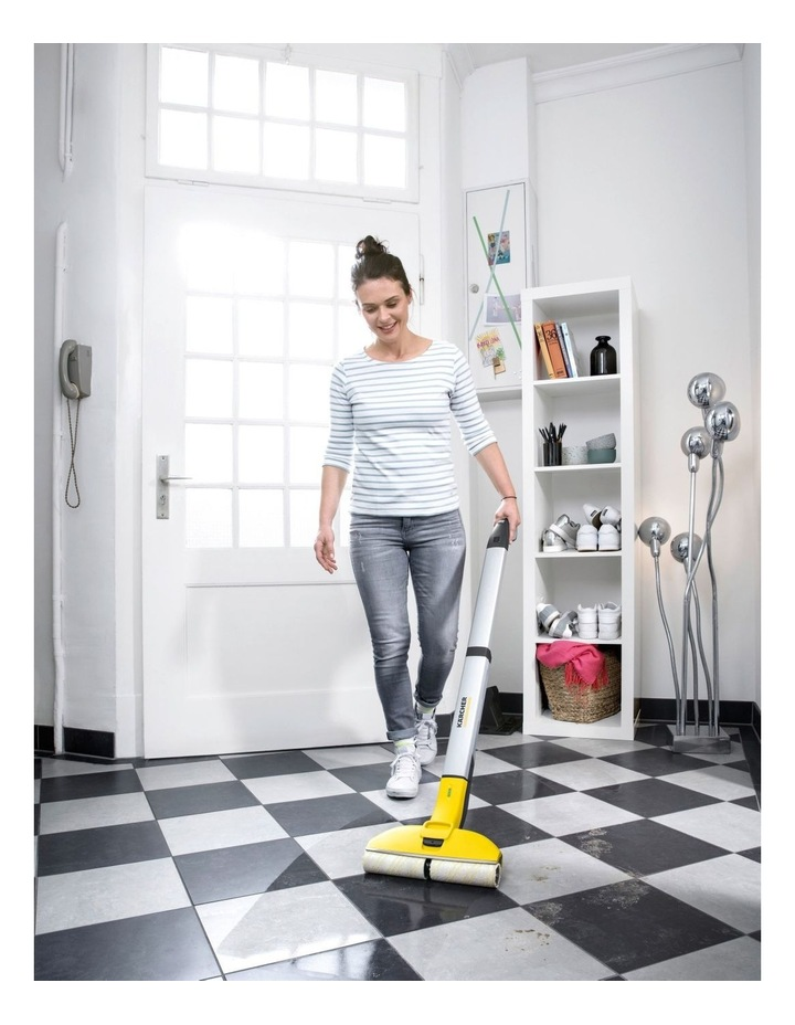 FC 3 Hard-Floor Cleaner Yellow 1.055-306.0 image 3