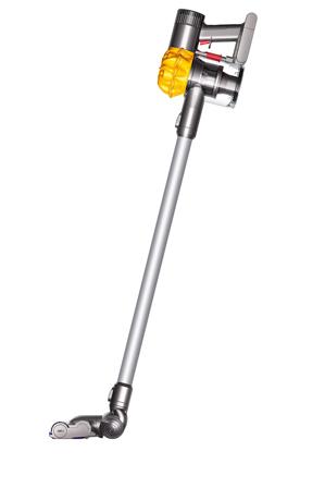 Dyson - 219229-01 V6 Slim Handstick: Moulded Yellow