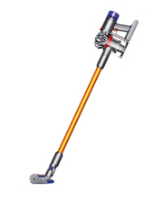 164527-01 V8 Absolute Handstick Vacuum Cleaner: Nickel/Yellow