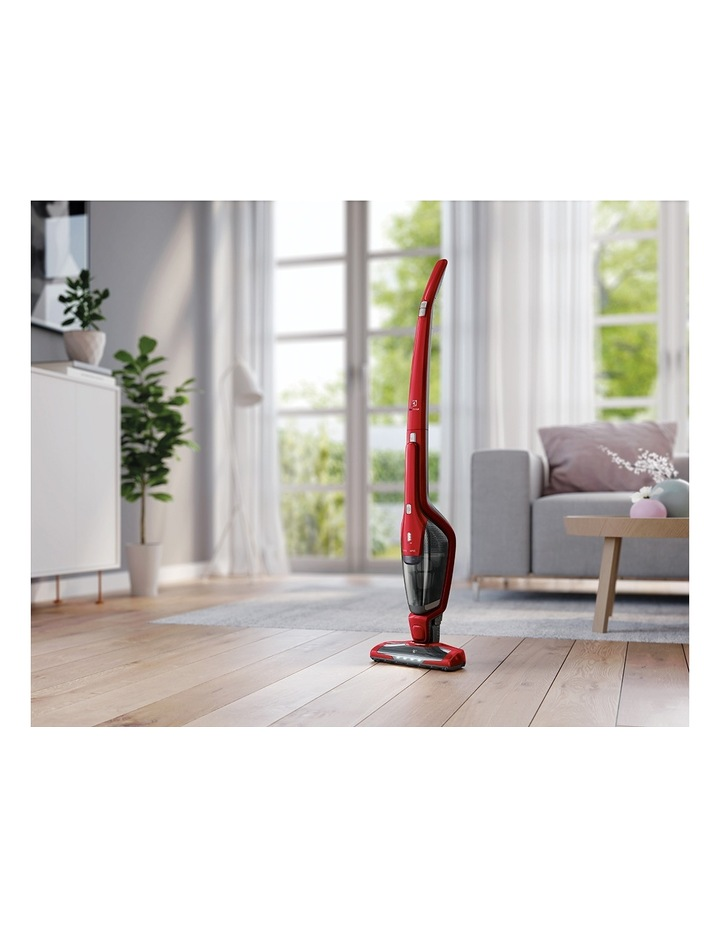 Ergorapido Animal Stick Vacuum: Red ZB3320P image 5