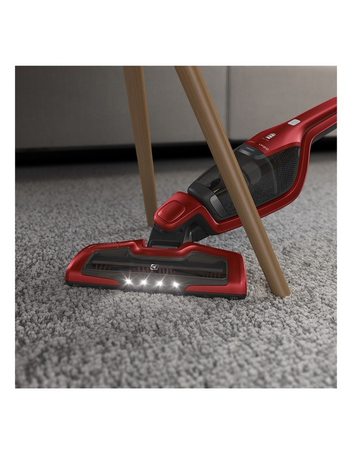 Ergorapido Animal Stick Vacuum: Red ZB3320P image 7
