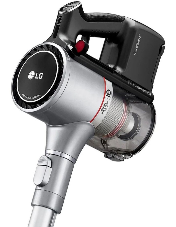 A9 Kompressor CordZero CORE Handstick Vacuum Fantasy Silver, A9K-CORE image 6