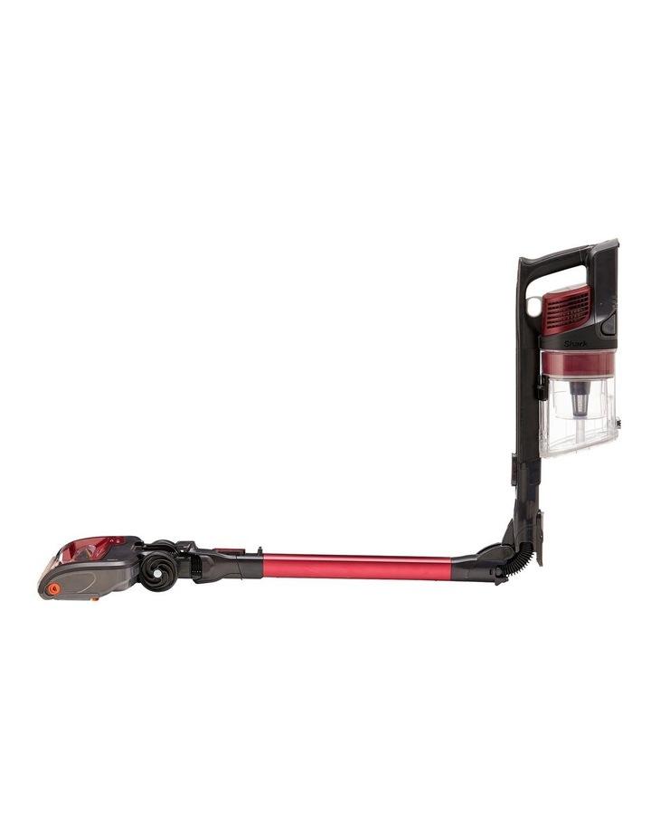 Self Cleaning Handstick Vacuum Magenta IZ202 image 3