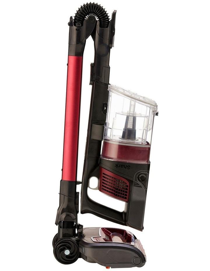 Self Cleaning Handstick Vacuum Magenta IZ202 image 4