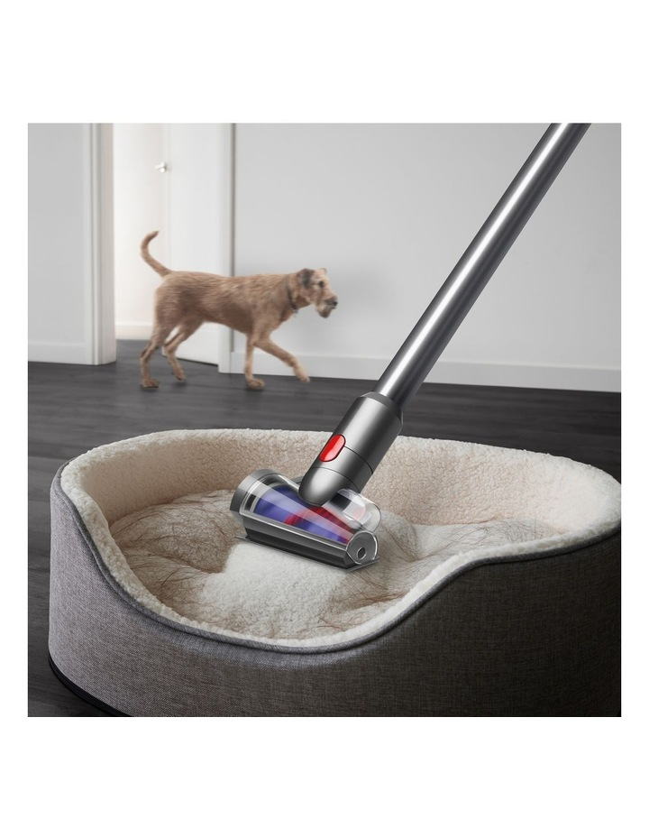 Dyson V15 Detect Total Clean Stick Vacuum in Nickel/Yellow image 6