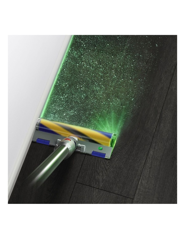 Dyson V15 Detect Total Clean Stick Vacuum in Nickel/Yellow image 7