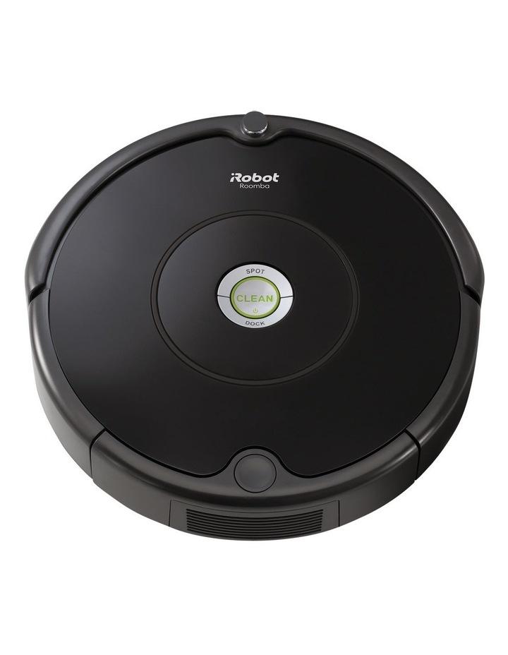 Roomba 606 Robotic Vacuum in Black image 1