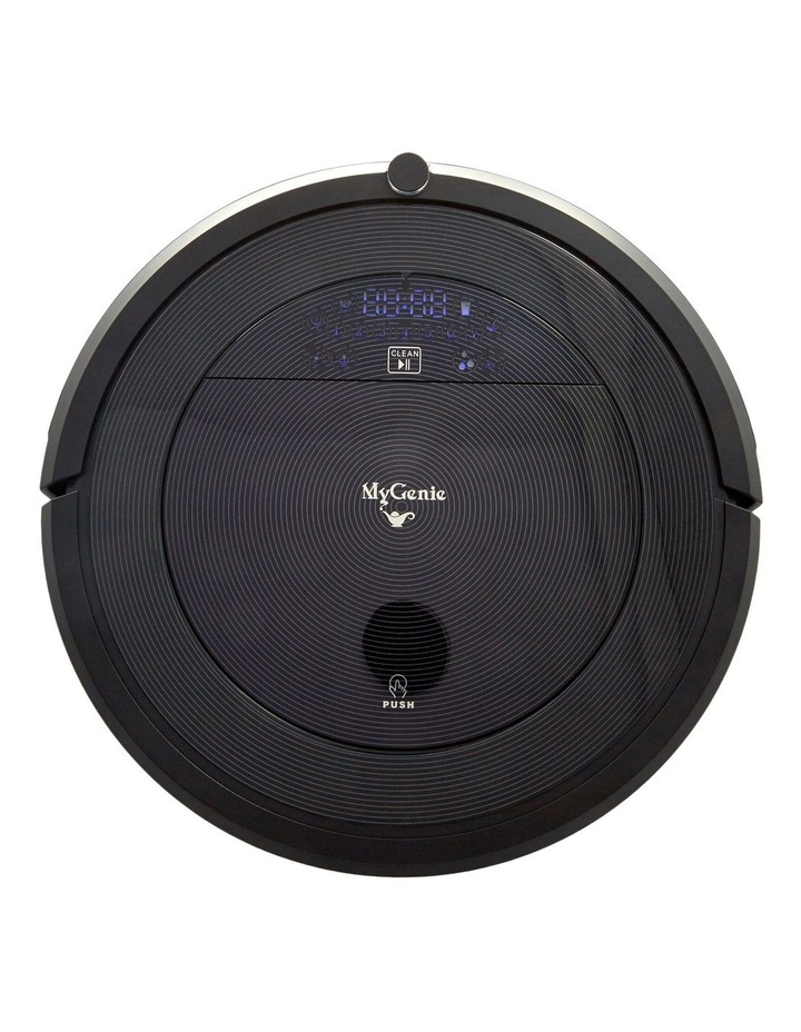 Intellient Robot Vacuum Black ZX1000B image 1