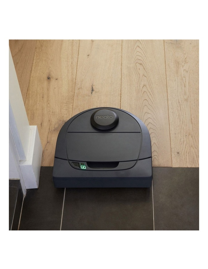 D3 Connected Robotic Vacuum Grey 48220 image 2