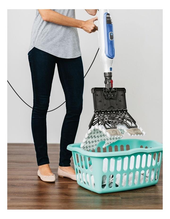 Steam Pocket Mop: White/Blue S6001 image 6