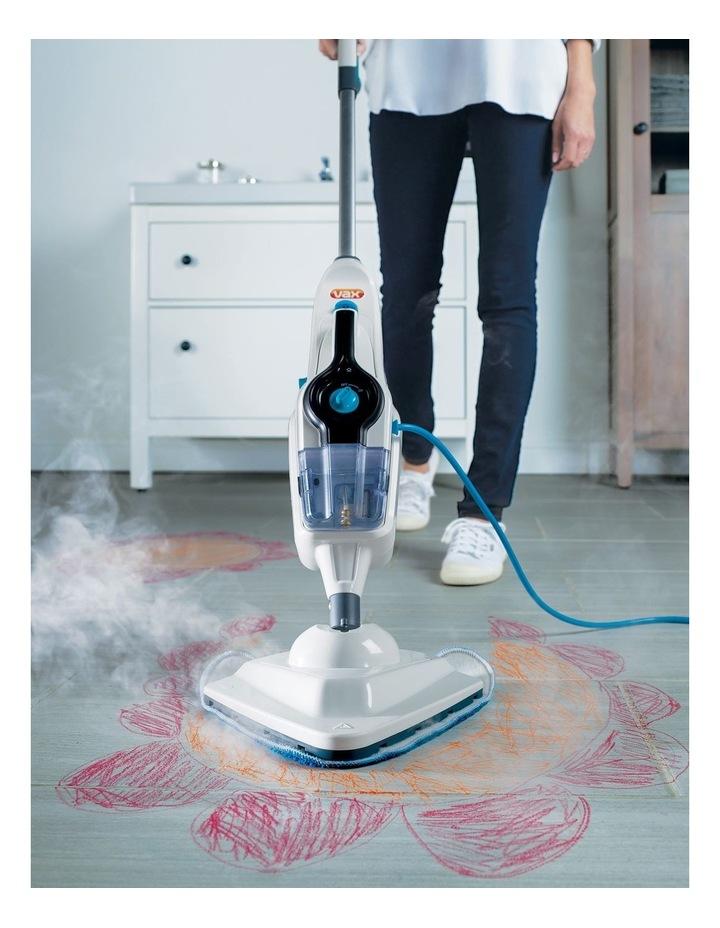 Steam Fresh Combi Steam Cleaner White VX24S image 2