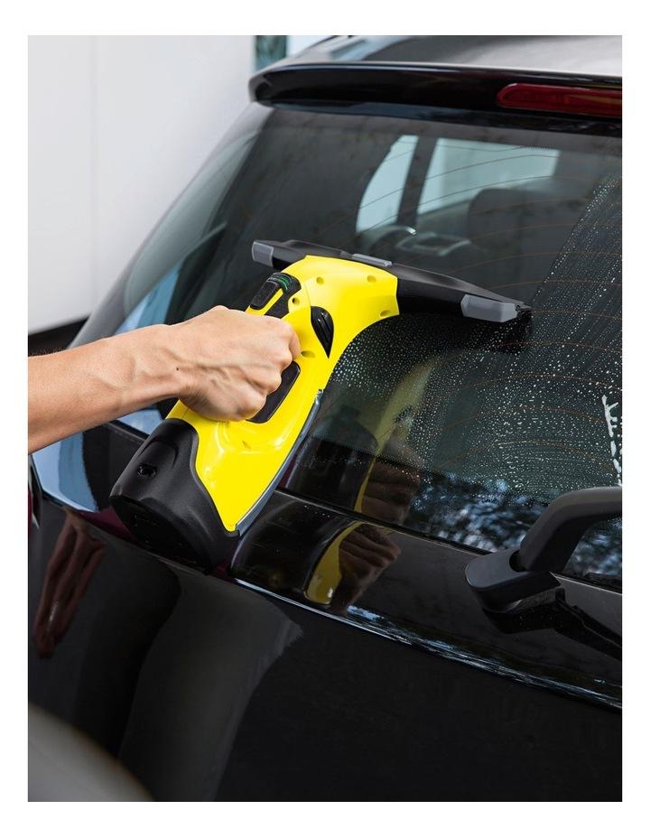 WV 5 Premium Window Vacuum Yellow image 4