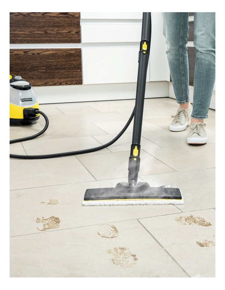SC 5 EasyFix Continuous Steam Cleaner Yellow image 5