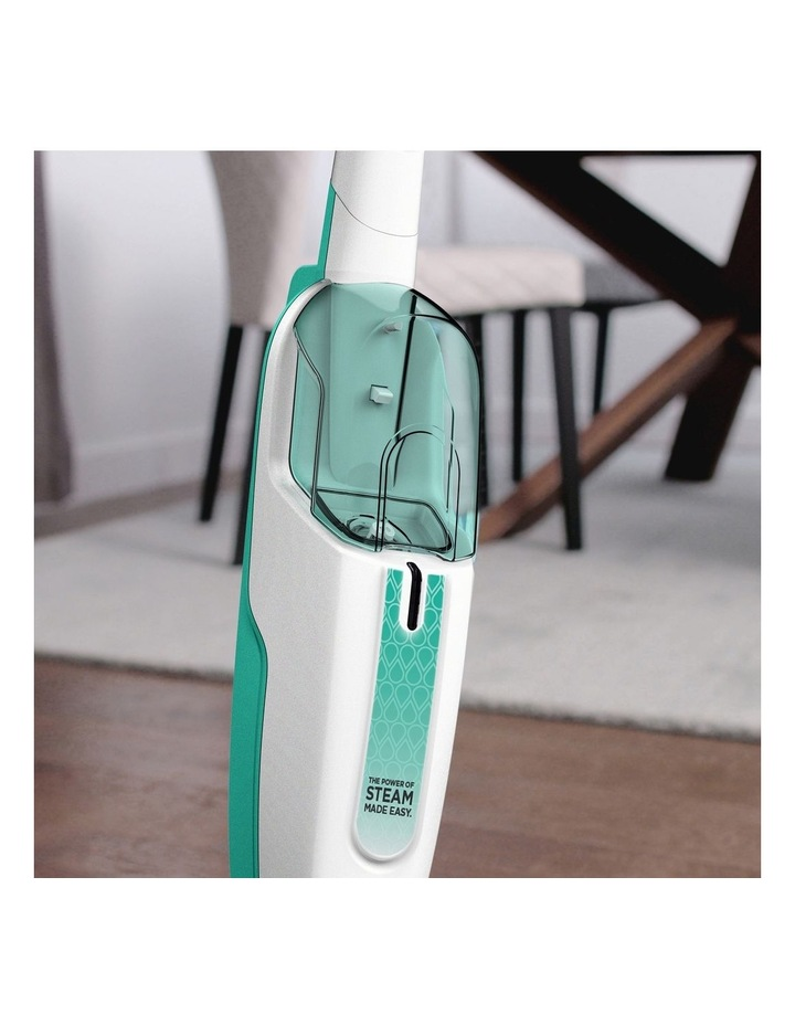 Steam Mop in White/Blue S1000 image 5