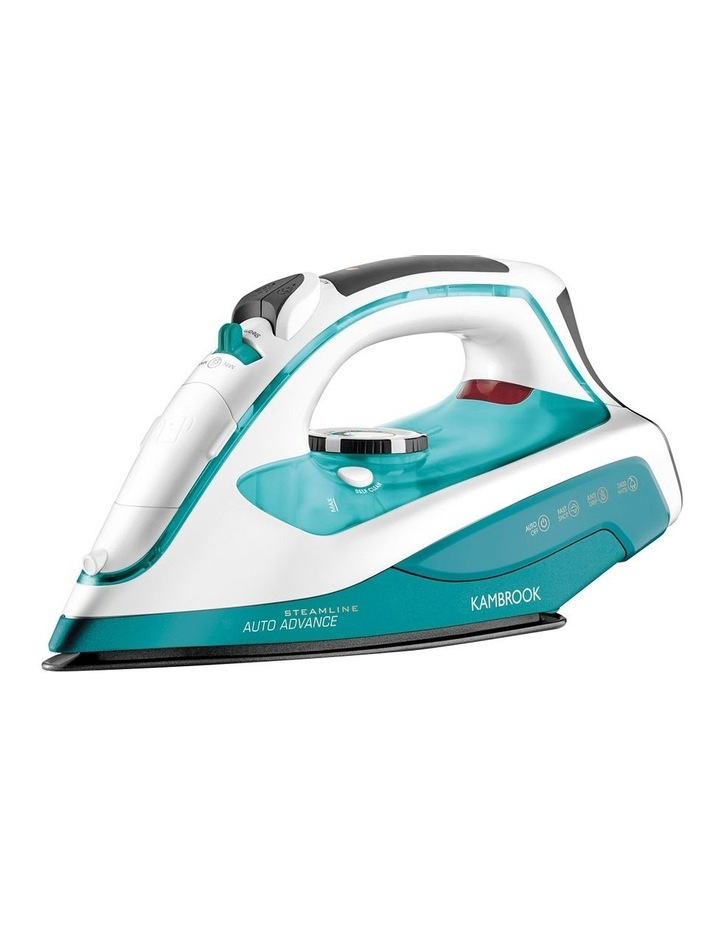 Steamline Advance Auto Off Steam Iron White KI785 image 1