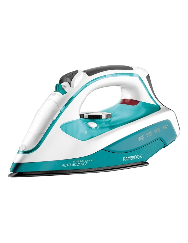 Steamline Advance Auto Off Steam Iron White KI785 image 2