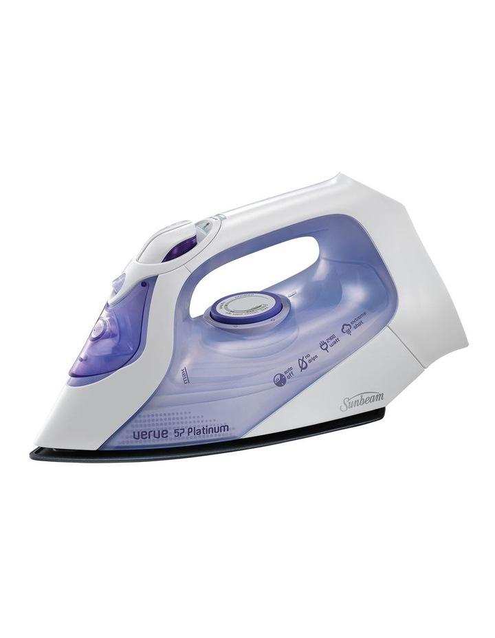 Verve 57 Platinum Iron in White/Purple SR6575 image 1