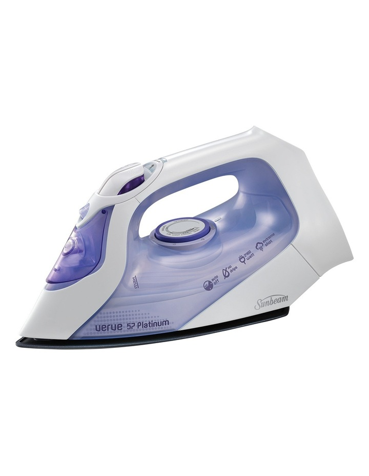 SR6575 Verve 57 Platinum Iron: White/Purple image 1
