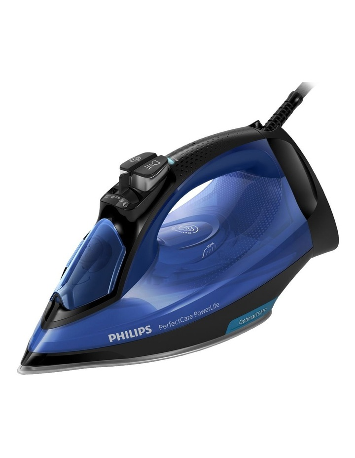 PerfectCare Steam Iron Blue GC3920/24 image 1