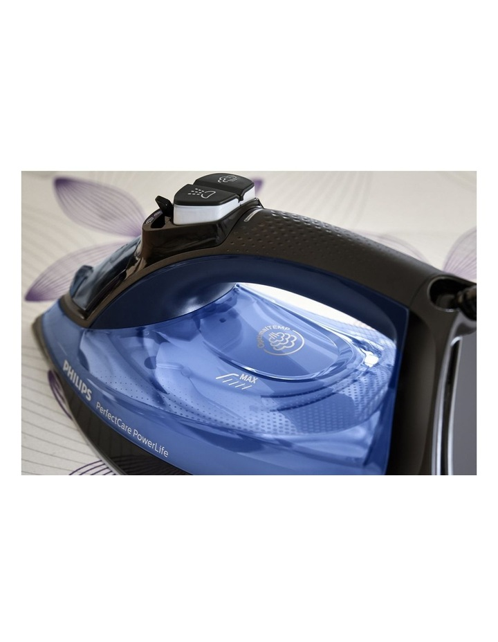 PerfectCare Steam Iron Blue GC3920/24 image 3