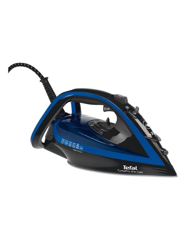 Turbopro Airglide Iron: Black/Blue FV5648 image 3