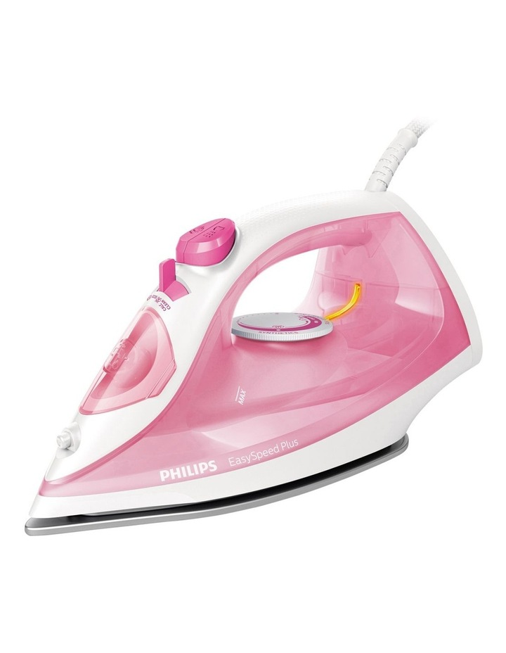 EasySpeed Plus Steam Iron in Pink GC2142/49 image 1