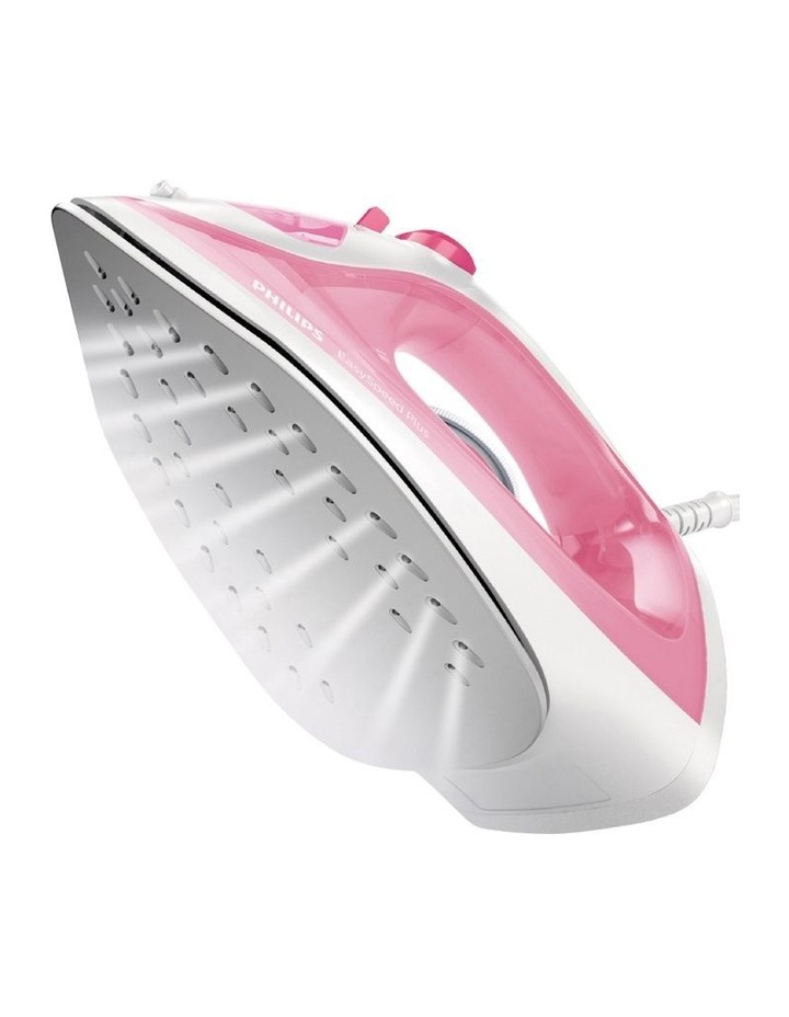 EasySpeed Plus Steam Iron in Pink GC2142/49 image 2