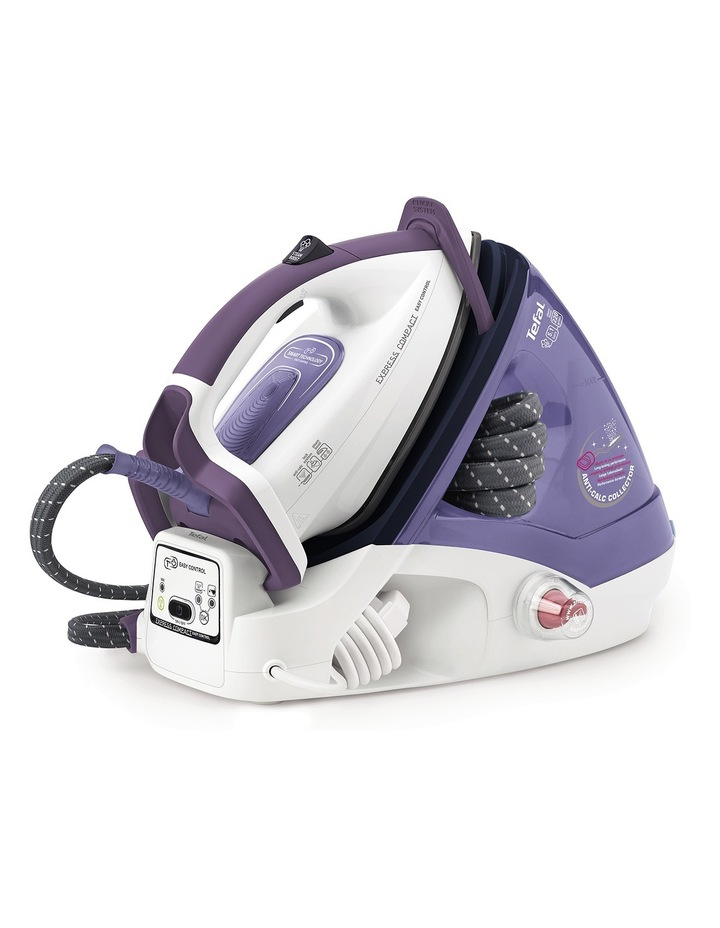 Tefal Express Compact Easy Control Steam Generator GV7630