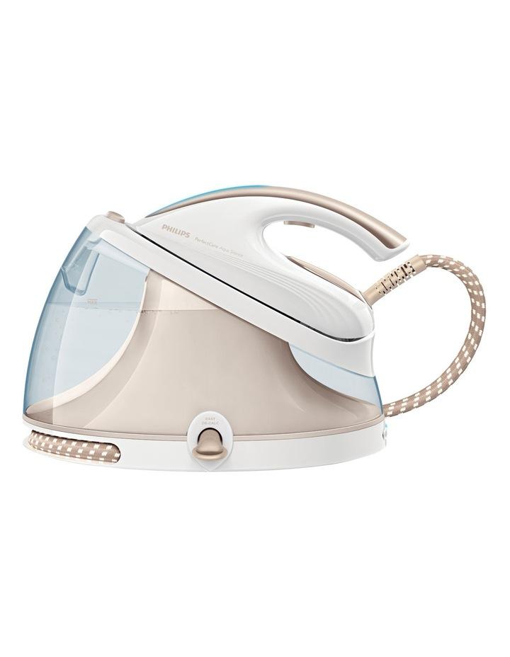 GC8651 Perfect Care Aqua Silence Ironing System: White image 1