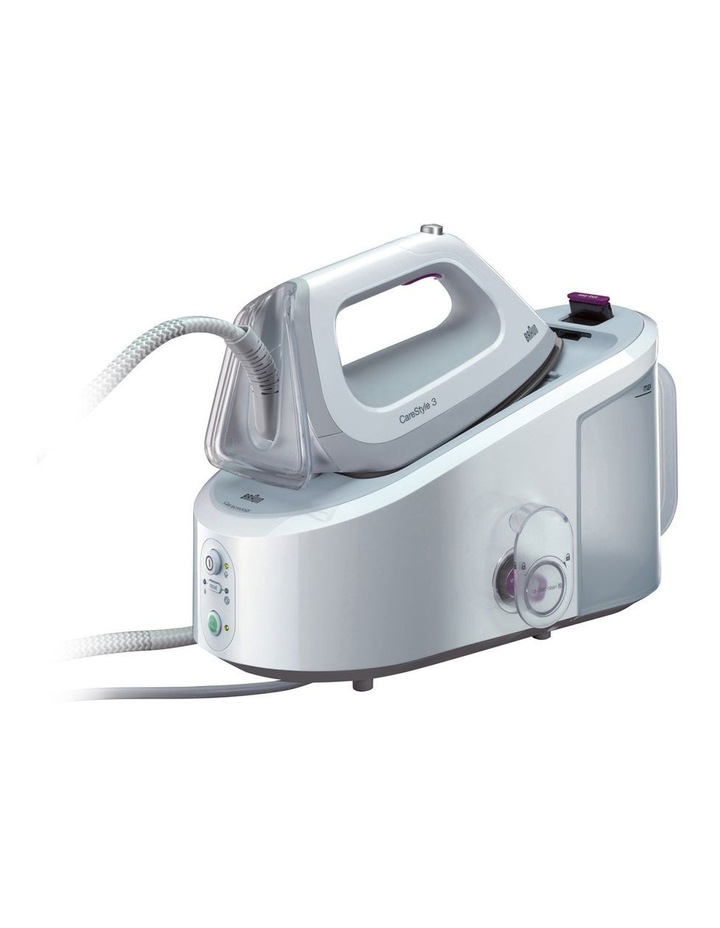 CareStyle 3 Steam Ironing Station White IS3045 image 1